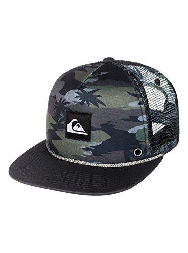 Quiksilver Men's Slappy Hat, Dark Shadow, One Size