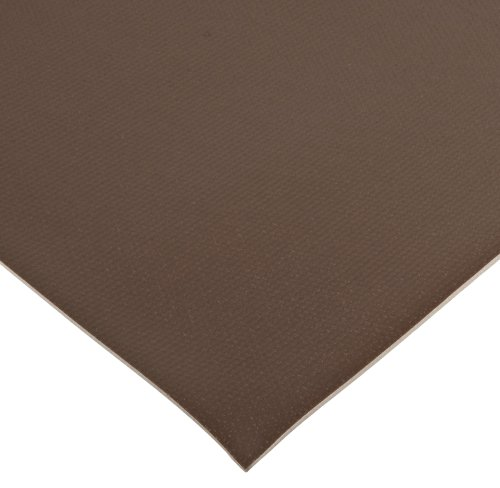 Notrax 136 Polynib Entrance Mat, for Lobbies and Indoor Entranceways, 3' Width x 10' Length x 1/4'' Thickness, Brown by NoTrax (Image #2)