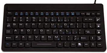 Industrial teclado de silicona IP68: Amazon.es: Electrónica