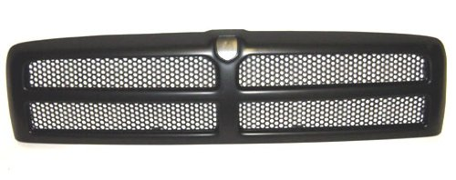 OE Replacement Dodge Pickup Grille Assembly (Partslink Number CH1200188) Dodge Pickup Grille
