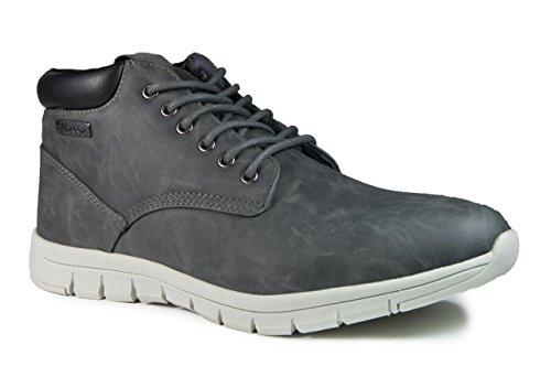 Ellesse Boot Sneaker, Zapatillas Altas para Hombre Gris (Shark)