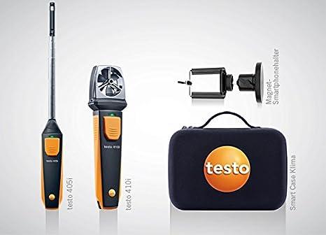 Strömungs set testo smart probes testo 405i testo 410i testo
