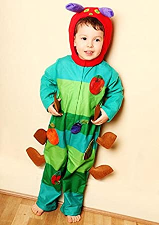 New Baby World Book Day Hungry Caterpillar Infants Fancy Dress Party Costume  sc 1 st  Amazon UK & New Baby World Book Day Hungry Caterpillar Infants Fancy Dress Party ...