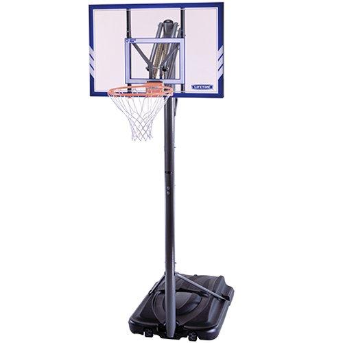 ライフタイム バスケットゴールポールパッド付 LT-71546P