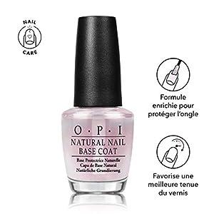 O.P.I Natural Nail Base Coat, 15ml