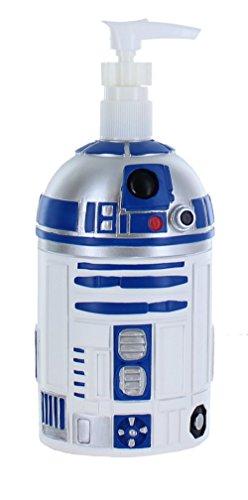Star Wars Classic Saga Resin Lotion Pump - Soap Pump (R2-D2)