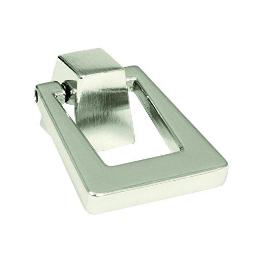 Amerock 2000608 Blackrock Cabinet Pulls, 1-13/16 inch (46 Millimeter) Length, Polished Nickel