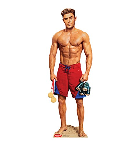 Advanced Graphics Matt Brody Shirtless - Baywatch (2017 for sale  Delivered anywhere in USA