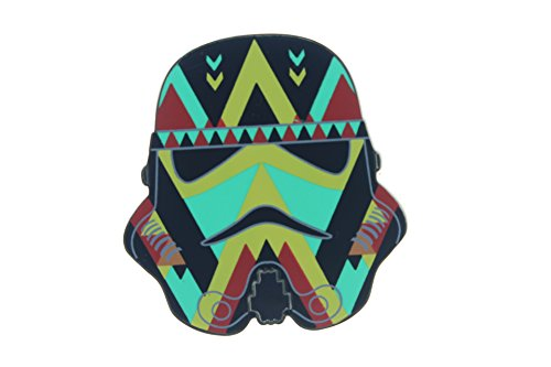 Star Wars Stormtrooper Helmets - Aztec Pin