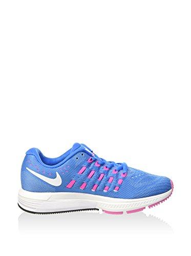 Nike Kvinners Air Zoom Vomero 11 Løpesko Blå Glød / Hvit-rosa Blast-bilde Blå