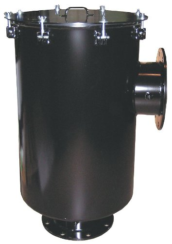 Solberg - CSL-375P-600F - Inlet Filter, 6 In Flange, 1100 Max (Solberg Inlet)