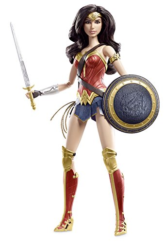 Barbie Collector Batman v Superman: Dawn of Justice Wonder Woman Doll (Superman Costume For Sale)