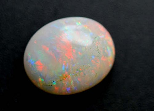 6.10 Carats, 100% Natural Solid Australian Opal Coober Pedy Mines, Natural Untreated Loose Opal Piece, 12x14mm