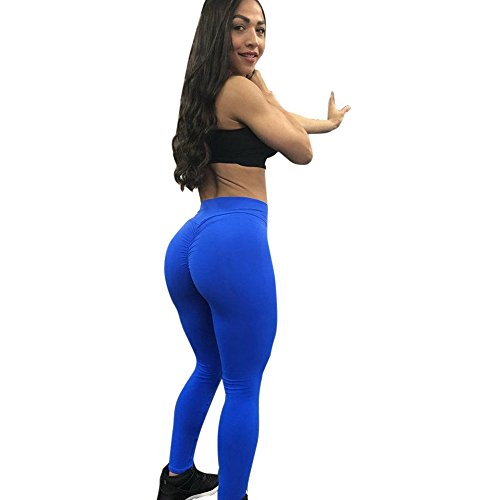 Leggings, Rakkiss Women Hight Waist Yoga Fitness Leggings Running Gym Stretch Sports Pants Trouser
