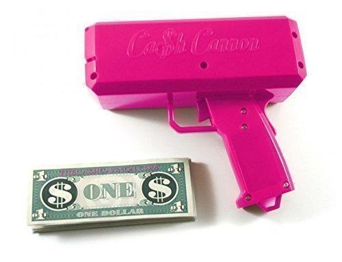 Cash Cannon Money Gun Pink product image