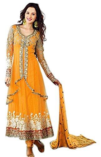 Delisa Fashion Anarkali Salwar Kameez Designer Indian Bollywood Ethnic Bridal Wedding