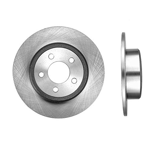 REAR Premium Grade OE 320 mm [2] Rotors Set CBO200151 [ for Chrysler 300 Dodge Challenger Charger Magnum RWD V6 ]