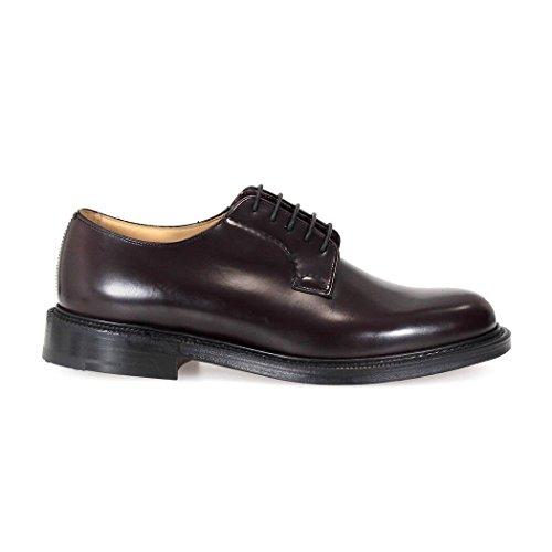Churchs Zapato Cordones Derby Shannon Burdeos