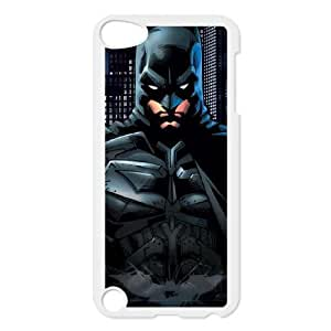 Durable Hard cover Customized TPU case The Dark Knight iPod Touch 5 Case White