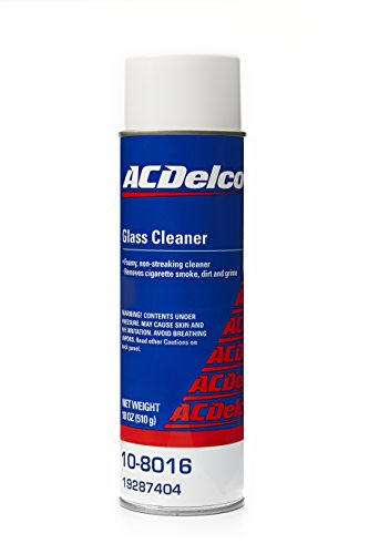 UPC 707773833674, ACDelco 10-8016 Glass Cleaner - 18 oz Aerosol