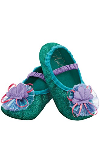 Disguise Costumes Ariel Slippers Girls