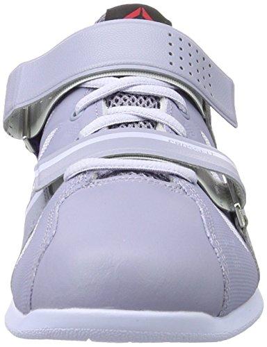 Reebok R Crossfit Lifter Plus 2.0, Zapatillas Deportivas para Interior para Mujer Gris (purp Fog/lucid Lilac/ultima Purp/purp Del)