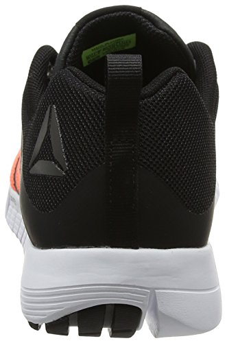 White Donna Reebok Coal Running Nero Trail da Black Vitamin C Bd2104 Scarpe wfqHB