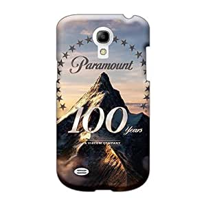 Shock Absorbent Hard Phone Cover For Samsung Galaxy S4 Mini With Support Your Personal Customized High-definition 100 Years Of Paramount Skin