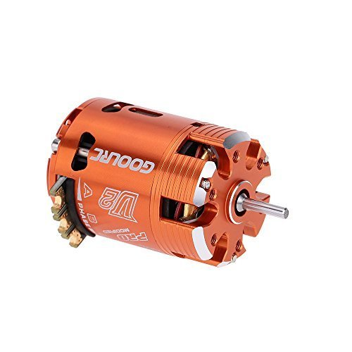 GoolRC 540 8.5T Sensored Brushless Motor for 1/10 On-road Drifting 1/1o Off-road Buggy