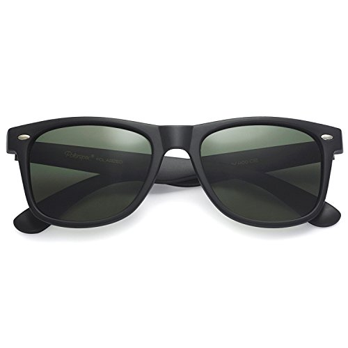 - Polarspex Polarized 80's Retro Classic Trendy Stylish Sunglasses for Men Women