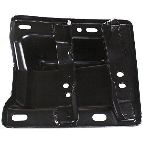 (Bumper Bracket compatible with Dodge Full Size P/U 02-05 Front Plate w/Sport Model Steel Right Side)