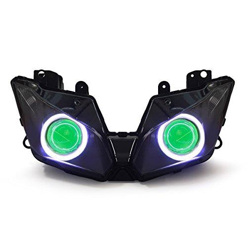 ninja 250 headlight - 5