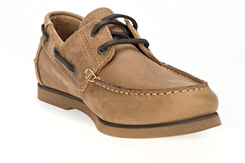 camel active 486.11.21, Sneaker Uomo Marrone Deserto * Deserto