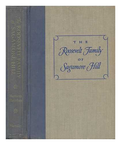 Roosevelt Sagamore Hill - The Roosevelt Family of Sagamore Hill.