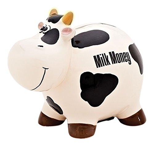 Roman Cow Bank Milk Money (Bank Cow)