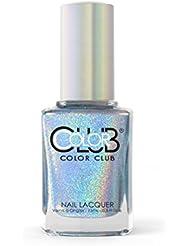 Color Club Halographic Hues Nail Polish, Blue Heaven...