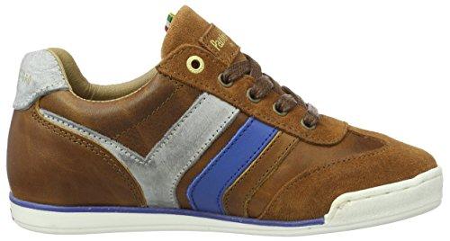Pantofola d'Oro Vasto Ragazzi Low - Zapatillas de casa Niños marrón (tortoise shell)