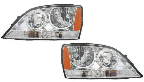 06 kia sorento headlight assembly - 2