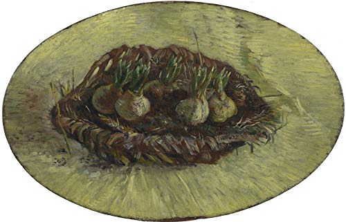 Vincent Van Gogh Basket of Hyacinth Bulbs Van Gogh Museum 30
