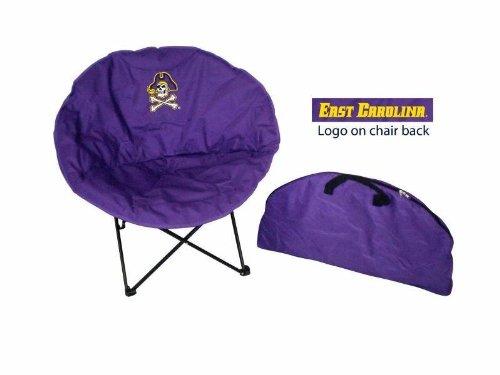 Rivalry NCAA East Carolina Pirates Round Folding Chair