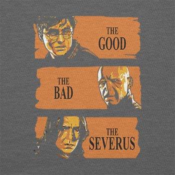 Texlab Damen Good Bad The Severus T-Shirt