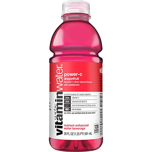 vitaminwater Power C 20 fl oz product image
