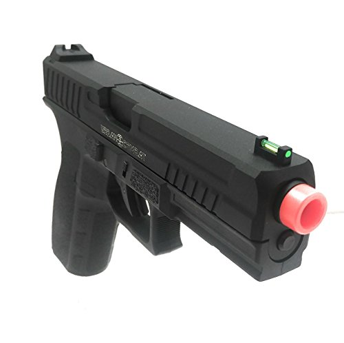 KJW Urban Combat KP-13 geen gas blowback airsoft pistol