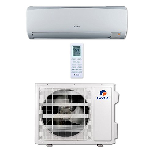 gree-rio24hp230v1a-24000-btu-16-seer-rio-wall-mounted-ductless-mini-split-air-conditioner-with-heat-