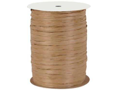 Paper Raffia Ribbon Twisted 1/4