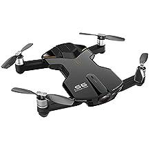 Wingsland S6 (Outdoor Edition) Black Mini Pocket Drone 4K Camera