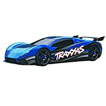 Traxxas 64077-3 XO-1 1/7 Scale 100+MPH 4WD Electric Supercar Ready to Race, Color May Vary