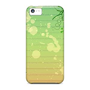 Top Quality Cases Covers For Iphone 5c Cases With Nice Abstract03 Appearance