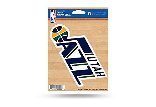 NBA Utah Jazz Die Cut Vinyl Decal