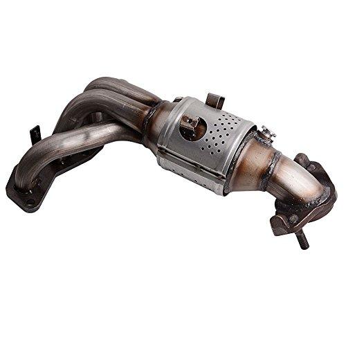 Catalytic Converter Manifold for 02-06 Nissan Sentra ...
